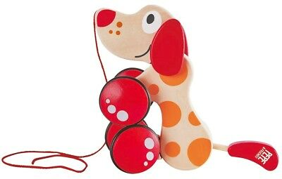 New Hape Pepe Pull Along Childrens Toy