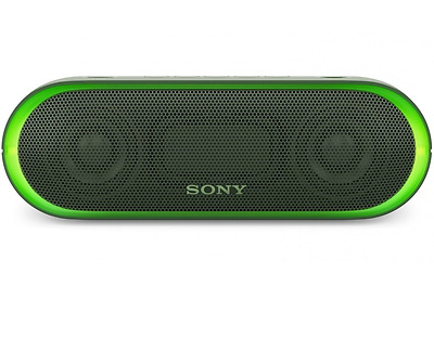 NEW SONY Extra Bass Portable bluetooth speaker SRSXB20G (GREEN)