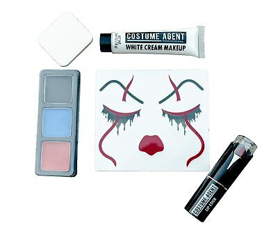 Pennywise IT Clown Cosmetic Kit