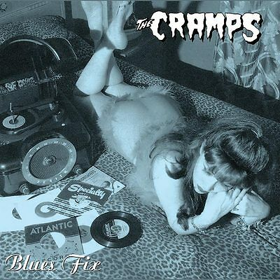 "THE CRAMPS Blues Fix vinyl 10"" NEW Beefheart Lightnin Slim Ry Cooder Nitzsche"
