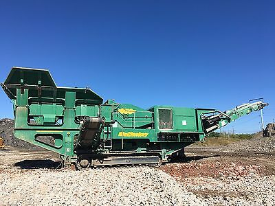 Jaw Crusher Rock Crusher McCloskey C50 / J50
