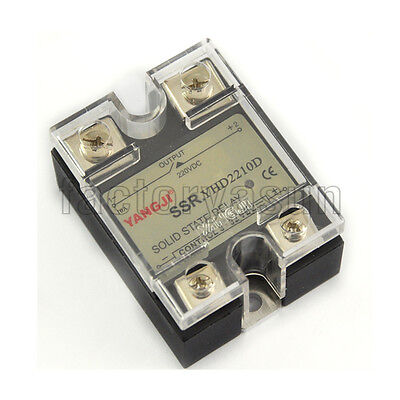 Solid State Relay SSR DC3-32V Control DC5-220V DC to DC Single Phase 10A - 80A
