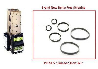 Mars VFM Bill Validator Belt Rebuilt Kit