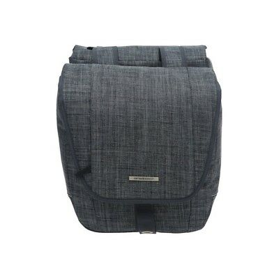 "NEW LOOXS Doppelpacktasche ""Avero Double"" Jeans grey 8714827089507"