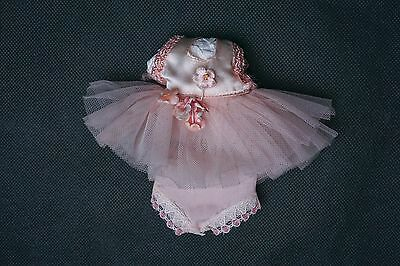 SALE 1950's Muffie Doll Pink Ballerina Outfit New Condition
