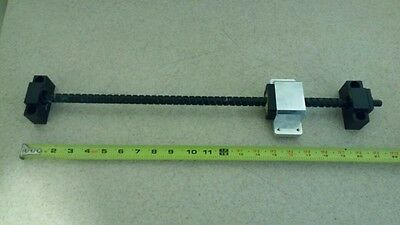 NSK Ball Screw 12-01A 06K5 550mm CNC Router Travel 425mm