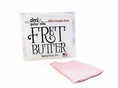 Fret Butter Fingerboard Cleaner (Single Packet)