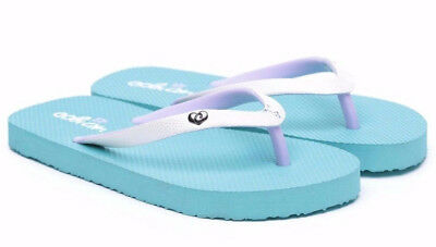 990c8bfd5598 Cobian LIL ISLA Girls Kids Flip-Flop Sandals Size 12 13 Turquoise NEW