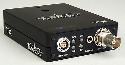 TER-CUBE-120-Teradek CUBE-120 HD-SDI Camera-Top h.264 Encoder w/ WiFi & Ethernet