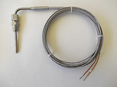 4 pcs FAST RESPONSE  EXPOSED TIP HIGH TEMPERATURE EGT PROBE INCONEL  1100deg C