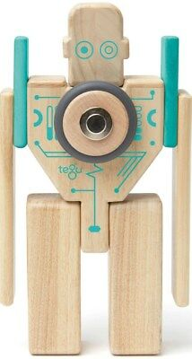New Tegu Future Magbot - Magnetic Block Set Childrens Toy