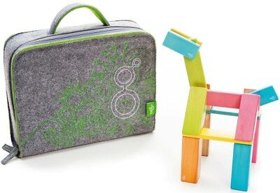 New Tegu Felt Travel Tote Childrens Toy