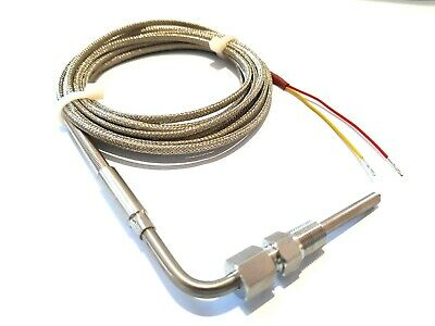 EGT EXPOSED TIP ,FAST RESPONSE  EXHAUST GAS TEMP PROBE INCONEL 1100deg C