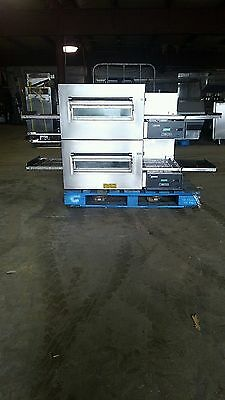 Lincoln Impinger 1132 Double Stack Ovens