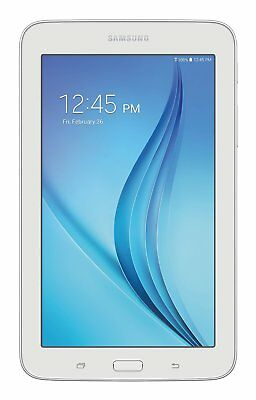 "Samsung Galaxy Tab E Lite 7"" 1.30 GHz Processor 1GB Memory 8GB Storage Tablet"
