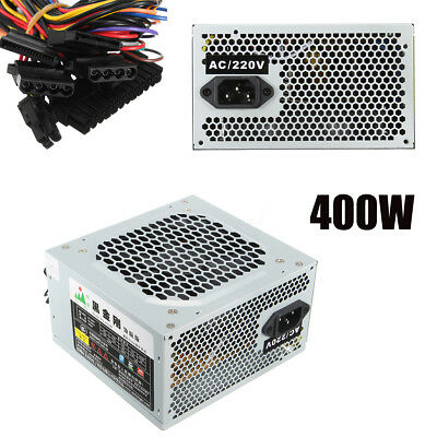 PC CPU Power Supply ATX PCIE SATA Connector Computer Components Modular for Dash