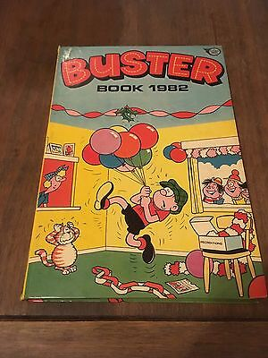 Buster Annual 1982
