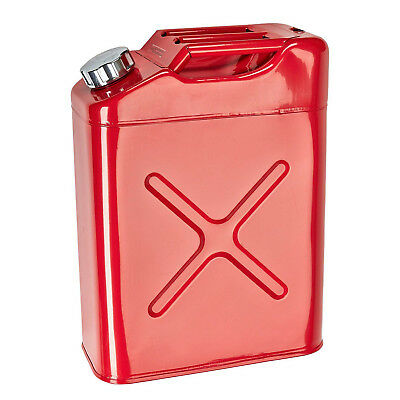 Red Jerry Gas Can