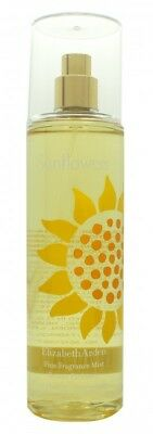 Elizabeth Arden Sunflowers Body Mist - Women's For Her. New. Free Shipping