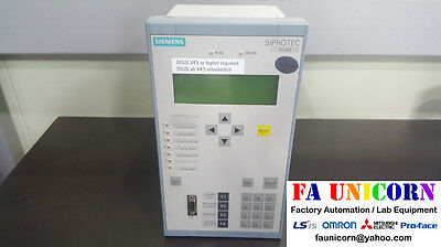 [Siemens] 7SJ6226-4EB20-1FB0/EE SIPROTEC Overcurrent Protection Fast Shipping