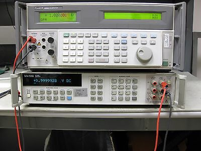 Fluke 5500A Multi-Function Calibrator