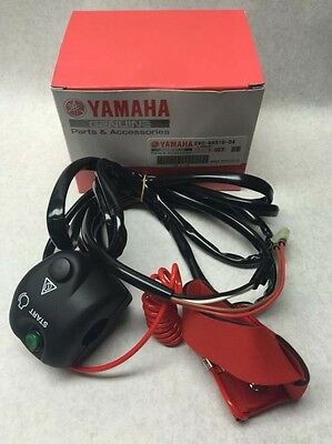 Coupe Circuit jet-ski Yamaha complet - Super Jet - OEM - Start Stop Switch PWC