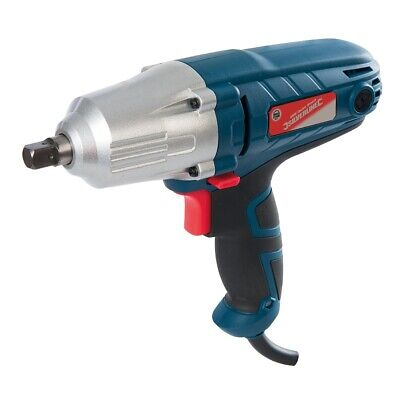 400W Impact Wrench Driver - Electric Corded + 4 Sockets - 3 Year Warranty