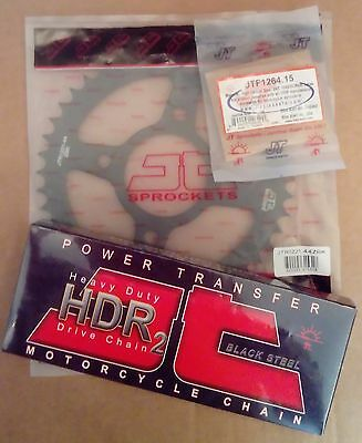 DID OE Chain And Sprocket Kit Suit Honda CBR125R 2011