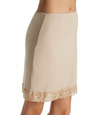 Jones New York 720219 Silky Spandex 19 Inch Half Slip with Lace