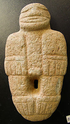 Pre-Columbian stone effigy Diquis style ~ South West Costa Rica ~ 600-1200AD