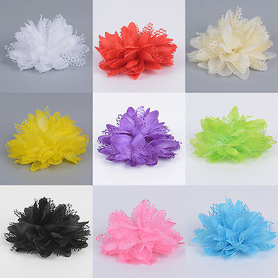 Handmade Party DIY Fascinator Craft Crafting Flowers Millinery Dress Accessory