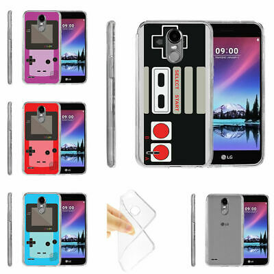 For LG Stylo 3 | LG Stylo 3 Plus | LS777 (2017) Slim Clear TPU Case Gaming