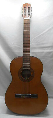 Full Size 4/4 Classical Guitar Zen-On Abe Gut 65s Made in Japan Free Postage