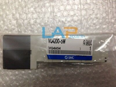 1PC New SMC VQ4200-5W Solenoid Valve