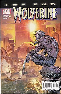 Wolverine The End #2, 3, 4, & 5 / 1St Print / Marvel Comics Free Shipping In Usa