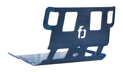 Skid Plate; FXD'06up Blk