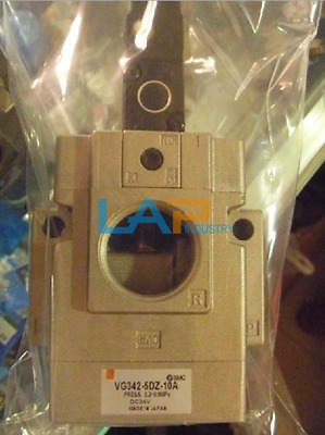 1PC New SMC VG342-5DZ-10A Solenoid Valve