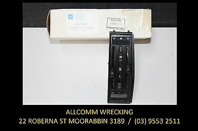 VC-VH. NOS NLA Heater control unit '80-'84 Holden Commodore (I-9)