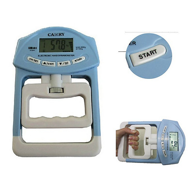 Electronic Hand Grip Strength Dynamometer Meter Auto Capturing Hand Grip Power
