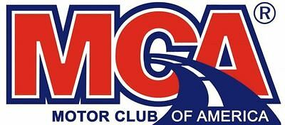 MCA Motor Club Of America Membership SEND ME A MESSAGE BEFORE BUYING FOR DETAILS