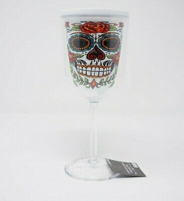 Skull Goblets 3D Day of the Dead HALLOWEEN Party Drink  Wine Glass  Cup  Goblet