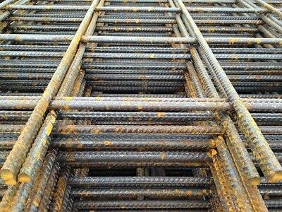 A142 Steel Reinforcement Mesh 3600mm x 2000mm Sheet