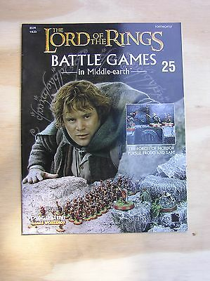 Lord of The Rings, Games Workshop Battle Games Magazine. No 25