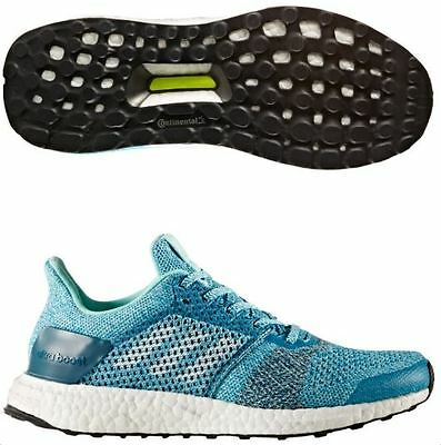 f0222f9320617 Womens Adidas Ultra Boost St Ladies Running sneakers fitness runners Shoes