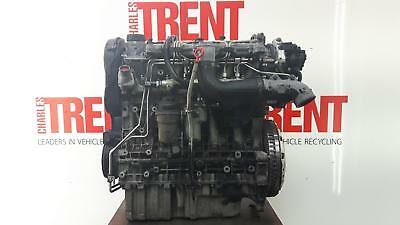 2003 VOLVO S60 D5244T 2401cc Diesel Manual Engine with Pump Injectors & Turbo