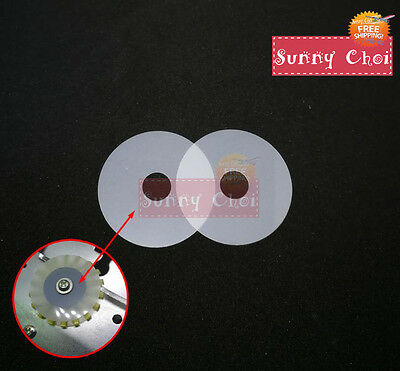 Round Brush Disc Cover For Singer Knitting Machine Spare Parts SK270 SK280 SK360