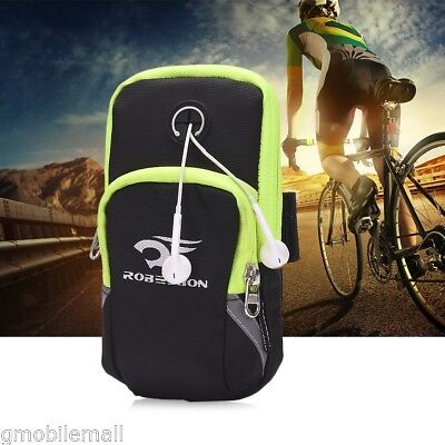 Running Sports Armband Phone Bag for 4 - 6 inch Mobile Device and Key Storage