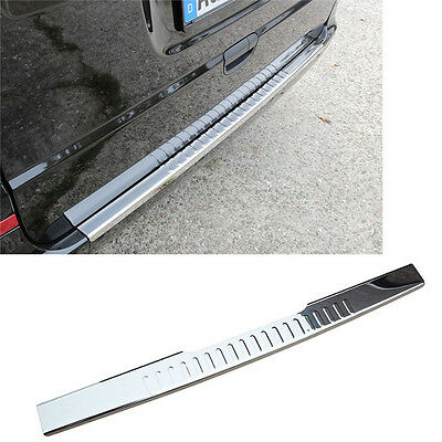 Protection Parechoc Mercedes Vito W639 2003-2014 119 120 122 Arriere Inox Chrome