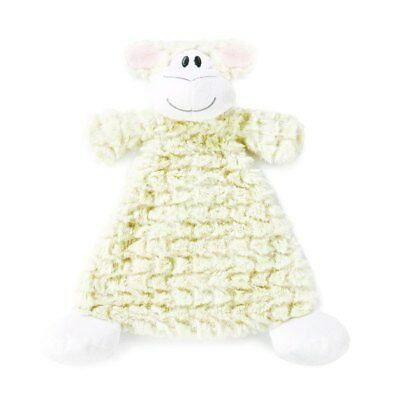 """Lamb Security Blanket Nat and Jules Cozies Langley NEW Baby Safe Size: 12""""/30cm"""