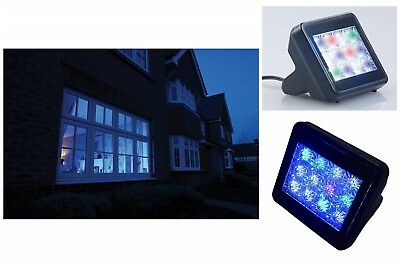 Fake TV Simulator Crime Prevention Home Security Device Burglar Thief Deterrent